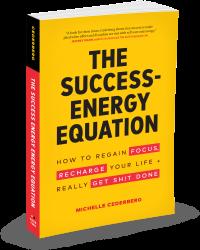 The Success-Energy Equation Book